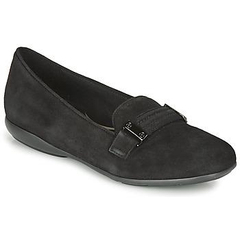 kengät Naiset Balleriinat Geox ANNYTAH Black