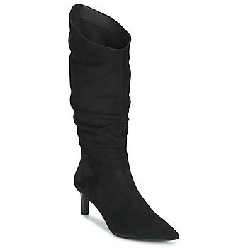 kengät Naiset Saappaat Geox BIBBIANA Musta