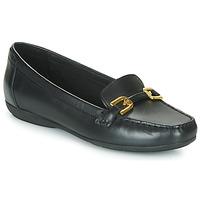 kengät Naiset Mokkasiinit Geox ANNYTAH MOC Black