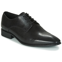 kengät Miehet Derby-kengät Geox UOMO HIGH LIFE Black