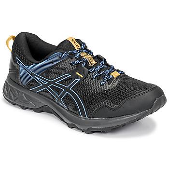 kengät Miehet Juoksukengät / Trail-kengät Asics GEL-SONOMA 5 Musta / Sininen