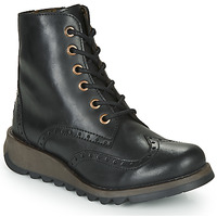 kengät Naiset Bootsit Fly London SARL069FLY Black