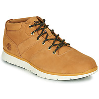 kengät Miehet Korkeavartiset tennarit Timberland KILLINGTON SUPER OX F/L Red multi wf sde