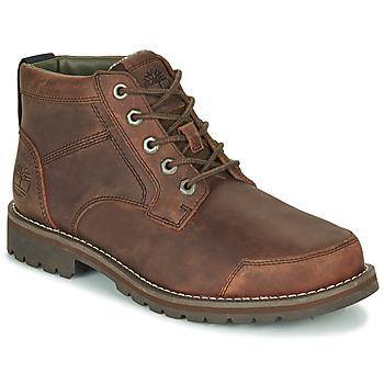 kengät Miehet Bootsit Timberland LARCHMONT II CHUKKA Ruskea / Tumma