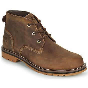 kengät Miehet Bootsit Timberland LARCHMONT II WP CHUKKA Ruskea
