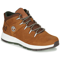kengät Miehet Bootsit Timberland Sprint Trekker Mid Brown