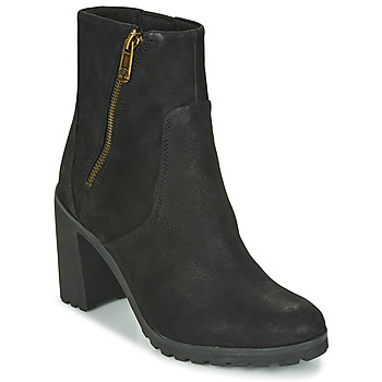 kengät Naiset Nilkkurit Timberland ALLINGTON BOOTIE Black