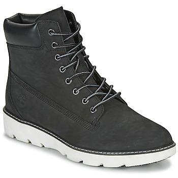 kengät Naiset Bootsit Timberland KEELEY FIELD 6IN Black