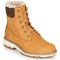 kengät Naiset Bootsit Timberland LUCIA6INWARMLINEDBOOTWP Red multi wf sde