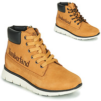 kengät Lapset Korkeavartiset tennarit Timberland KILLINGTON 6 IN Red multi wf sde