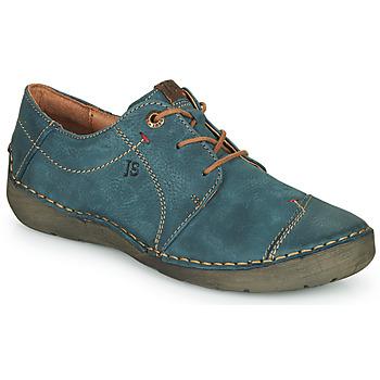 kengät Naiset Derby-kengät Josef Seibel FERGEY 20 Laivastonsininen