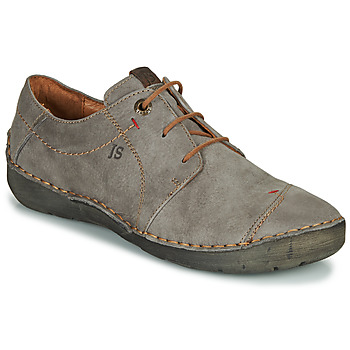 kengät Naiset Derby-kengät Josef Seibel FERGEY 20 Grey