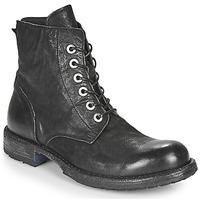 kengät Naiset Bootsit Moma MALE Black