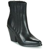 kengät Naiset Nilkkurit Moma CROSBY Musta