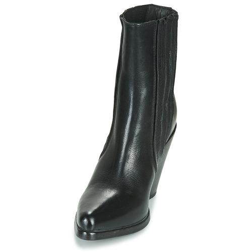 Moma CROSBY Black 17684044 Naisten kengät
