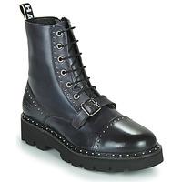 kengät Naiset Bootsit Melvin & Hamilton WINSLET Black