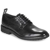 kengät Miehet Derby-kengät Melvin & Hamilton EDDY Black