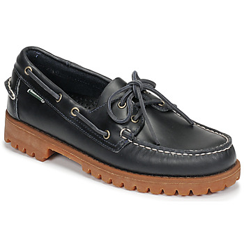 kengät Miehet Purjehduskengät Sebago RANGERWAXY Sininen