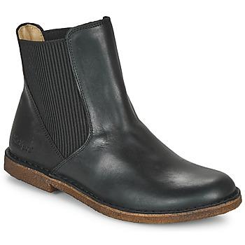 kengät Naiset Bootsit Kickers TINTO Black