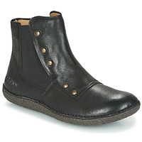 kengät Naiset Bootsit Kickers HAPPLI Musta