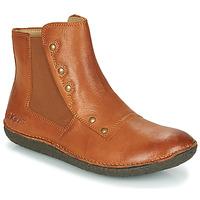kengät Naiset Bootsit Kickers HAPPLI Ruskea