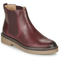 kengät Naiset Bootsit Kickers OXFORDCHIC Red