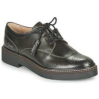kengät Naiset Derby-kengät Kickers OXANYBY Hopea / Black