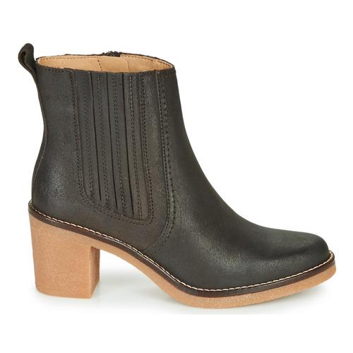 Kickers AVERNY Brown / Fonce 17684235 Naisten kengät