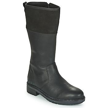 kengät Naiset Saappaat Kickers WATHIGH Musta