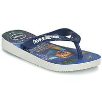 kengät Pojat Varvassandaalit Havaianas KIDS MINECRAFT Sininen