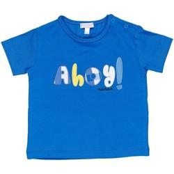 vaatteet Pojat Lyhythihainen t-paita Nanan E20174 Avio