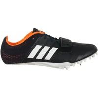 kengät Miehet Juoksukengät / Trail-kengät adidas Originals Adizero Accelerator Mustat