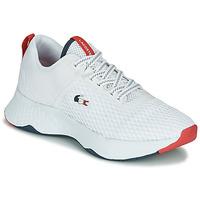 kengät Miehet Matalavartiset tennarit Lacoste COURT-DRIVE 0120 3 SMA White / Red