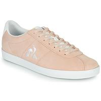 kengät Naiset Matalavartiset tennarit Le Coq Sportif AMBRE Pink