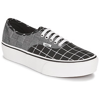 kengät Naiset Matalavartiset tennarit Vans AUTHENTIC PLATFORM 2.0 Grey
