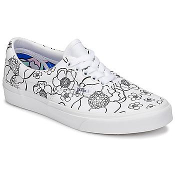 kengät Naiset Matalavartiset tennarit Vans ERA White / Black