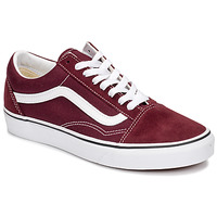 kengät Matalavartiset tennarit Vans OLD SKOOL Bordeaux