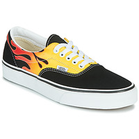 kengät Matalavartiset tennarit Vans ERA Black / Flame