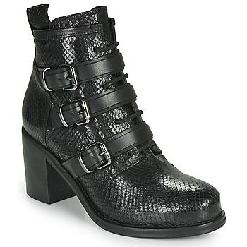 kengät Naiset Nilkkurit Mimmu JAYZE Black