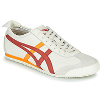 kengät Matalavartiset tennarit Onitsuka Tiger MEXICO 66 White / Red / Yellow