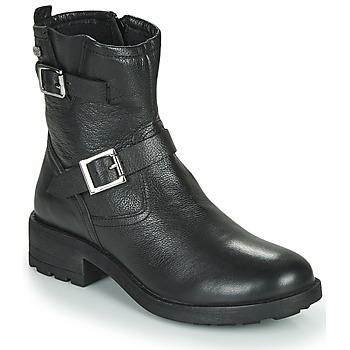 kengät Naiset Bootsit Les Tropéziennes par M Belarbi LOOKY Musta