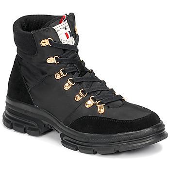 kengät Naiset Bootsit Les Tropéziennes par M Belarbi CAKE Musta
