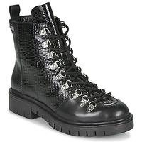 kengät Naiset Bootsit Les Tropéziennes par M Belarbi ZANTIS Musta
