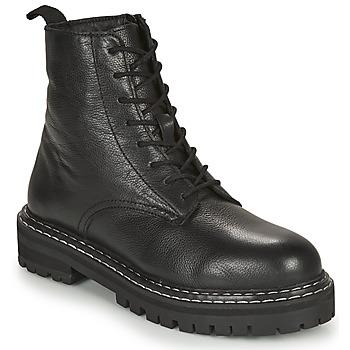 kengät Naiset Bootsit Les Tropéziennes par M Belarbi REINE Musta
