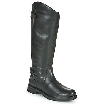 kengät Naiset Saappaat Les Tropéziennes par M Belarbi LOLA Musta