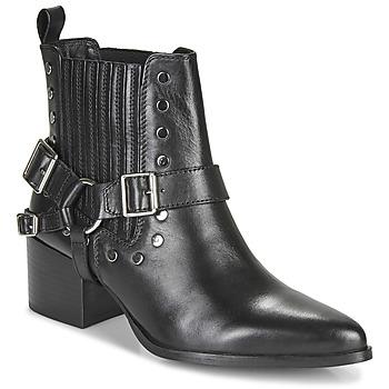 kengät Naiset Nilkkurit Les Tropéziennes par M Belarbi KIMIKO Musta