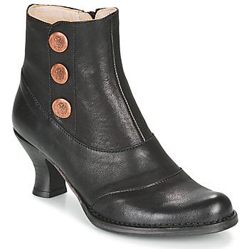 kengät Naiset Nilkkurit Neosens ROCOCO Black