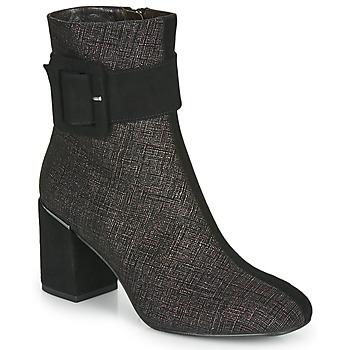 kengät Naiset Nilkkurit Perlato JAMIROCK Musta
