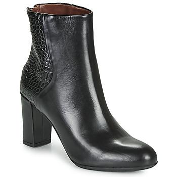 kengät Naiset Nilkkurit Perlato JAMICOT Musta