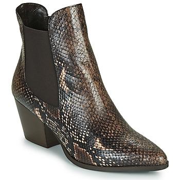 kengät Naiset Nilkkurit Perlato JAMOG Brown